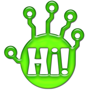 Hi! Tech logo