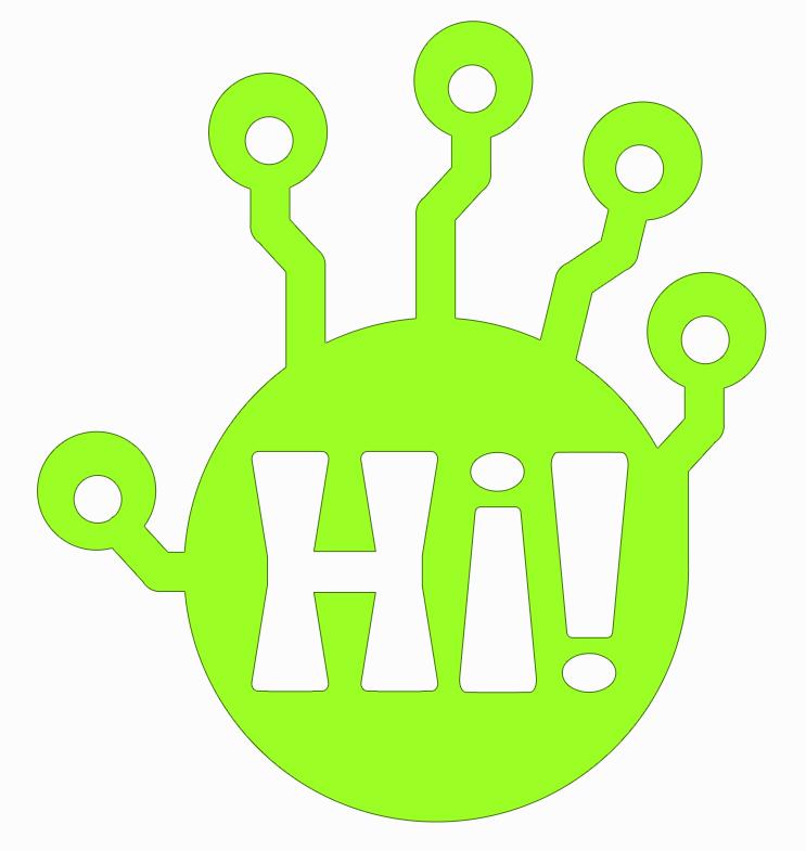 Hi! tech logo no text
