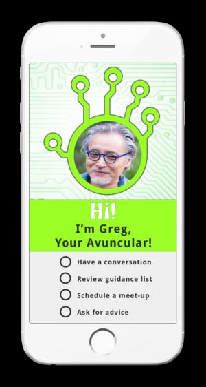 Mobile app screen cap.