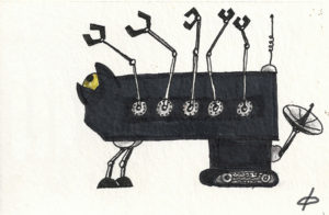 a Blot Bot