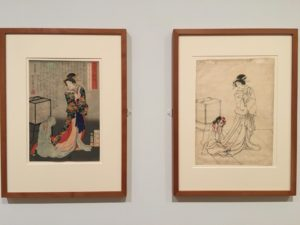Image of Japanese drawings