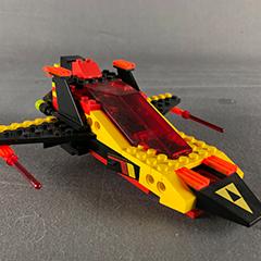 lego spaceship Feature image