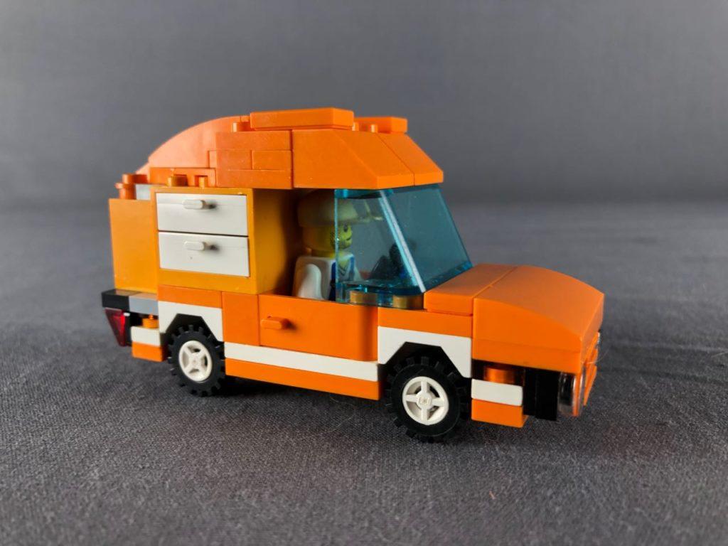 Tangerine truck feature image